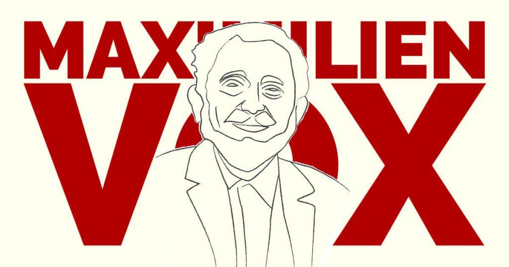 Maximilien Vox · Tipógrafo