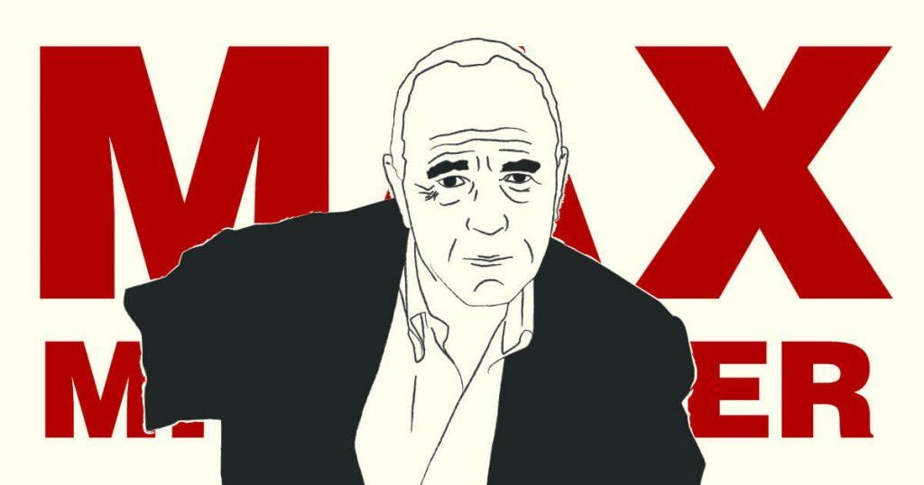 Max Miedinger · Tipógrafo