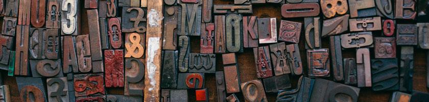 Tipos con Carácter · Blog sobre tipografía